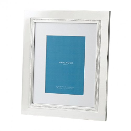 Wedgwood Simply Wish 5x7 Picture - Clear Signatures Picture Frames Crystal