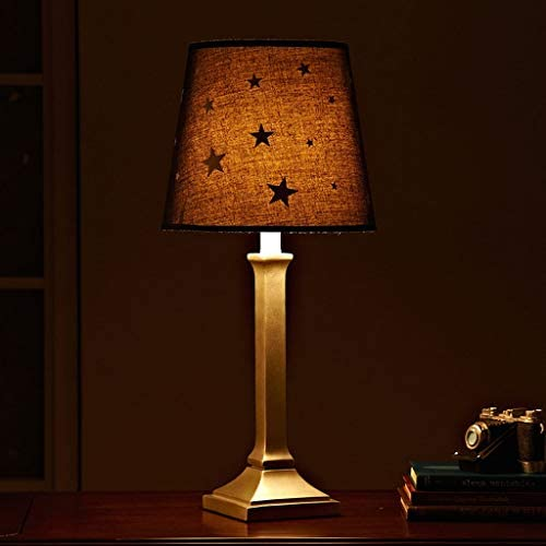 Table Lamp Bedroom Bedside Lamp Creative American Simple Fashion Personality Children's Room Boy Led Lamps