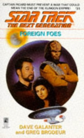 book cover of Foreign Foes