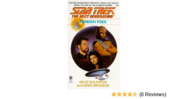 More books in this series: Star Trek: The Next Generation