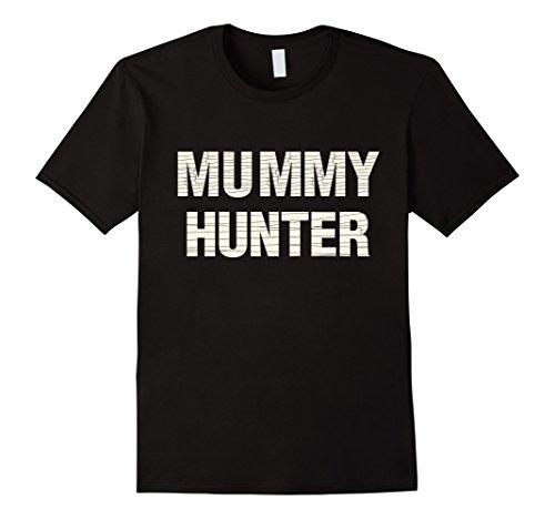 Costume Halloween Girl Hunter (Mens Mummy hunter halloween costume for man and woman XL)