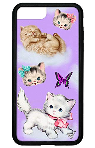 - Wildflower Limited Edition iPhone Case for iPhone 6 Plus, 7 Plus, or 8 Plus (Kittens)