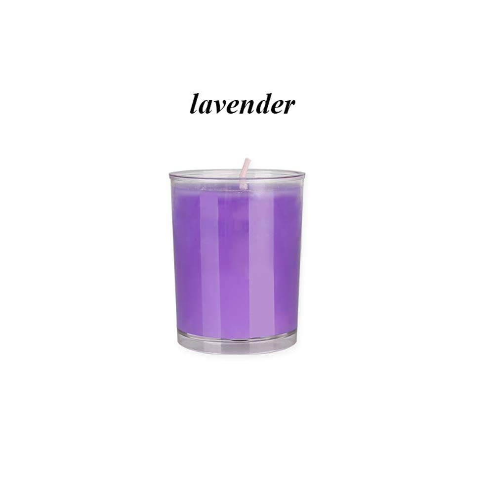 Low temperature SM candle fragrant dripping surgical wax sex candles for couples romantic night (Lavender) LIGHT