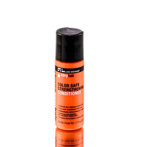 Strong Sexy Strengthening Shampoo - Strong Sexy Hair Color Safe Strengthening Conditioner - 1.7 oz