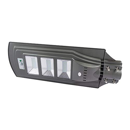 ECO LLC 60W LED Solar Powered Wall Street Light PIR Motion Outdoor Garden Lamp by ECO LLC (Image #4)