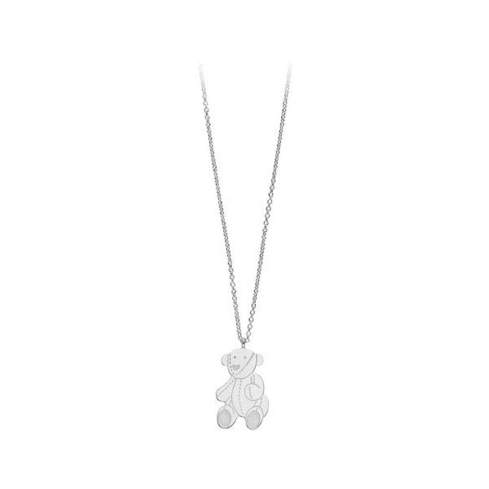 GUCCI necklace KIDS COLLECTION silver YBB258862001