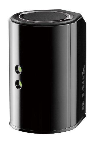 D-Link Wireless AC750 Dual-Band Gigabit Cloud Router, Black (DIR-818LW/D)