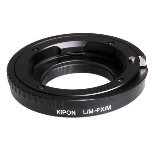 KiponライカMレンズFuji Xカメラレンズアダプター(withマクロHelicoid機能)   B00ZZ418H0