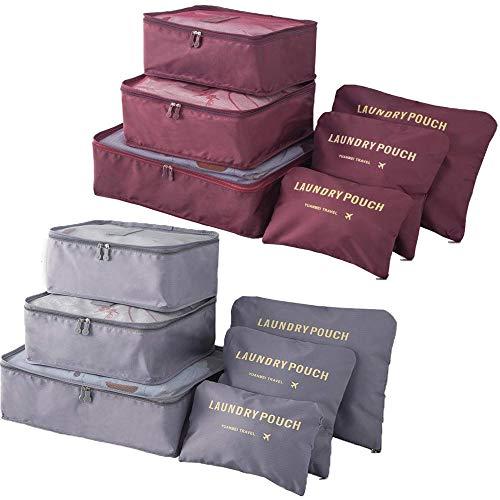 Amazon.com: Cubos de embalaje (2 juegos/12 piezas ...