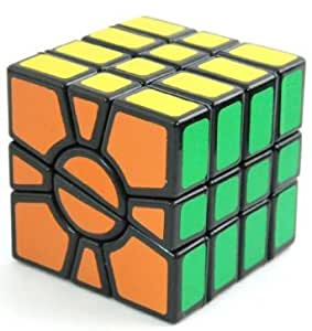 QJ Square-1 SQ1 One Magic Cube Magia Cubo Puzzle Brain Teaser- MC309 by QJ