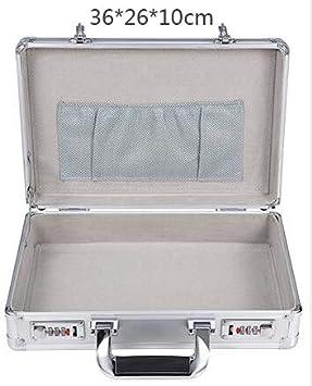 JPDP Código de Aluminio Caja de Herramientas Caja de ...