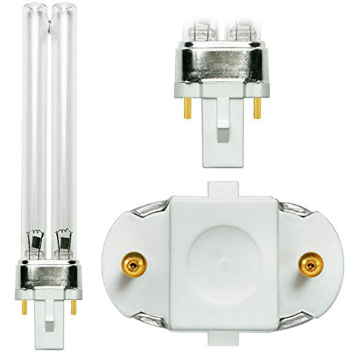 AC5350B AC4900 AC4825 UV-C Replacement Bulb for Germ Guardian LB4000 AC4300BPTCA AC4300BPT AC5350W AC4850 AC4850PT ,CDAP4500, AC5300B AC4900 AC4800 AC4900CA Air Purifiers Germ-Guardian