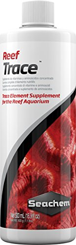 Seachem Reef Trace Elements 500ml