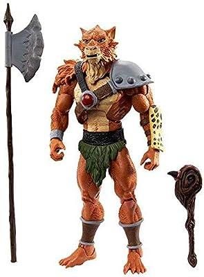 2016 Mattel Thundercats Club Third Earth Jackalman Exclusive Figure In Hand