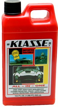 Klasse All-In-One Polish and Sealant