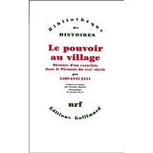 POUVOIR AU VILLAGE (LE)