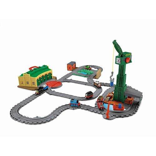 Thomas & Friends Adventures on Sodor ( Take & Play Portable Playset)
