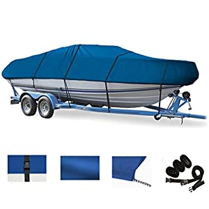 Chap-fallen, GREAT QUALITY BOAT COVER FOR TAHOE Q4 / Q4SF I/O W/TM 2007-2011