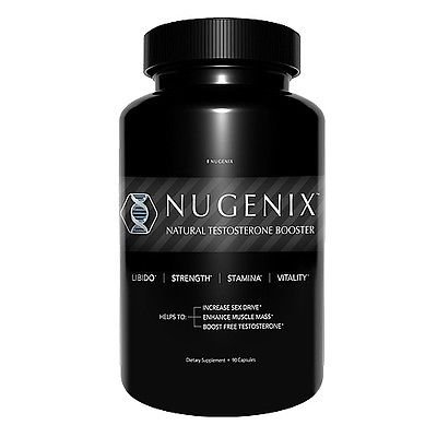 NUGENIX NATUREL Testostérone