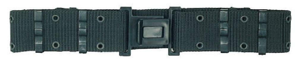 Black GI Style Quick Release Pistol Belt