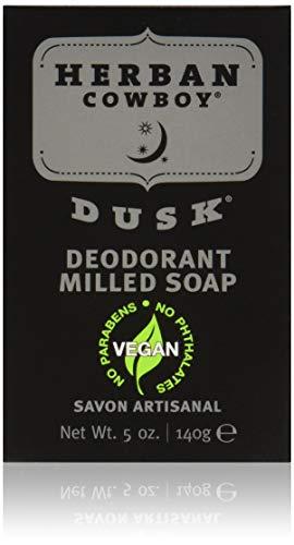 Cleaner Dye Value Pack - Herban Cowboy Dusk Milled Bar Soap, 5 Ounce - 6 per case.