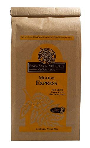 Finca Santa Veracruz Café Altura Molido Express, 500 g