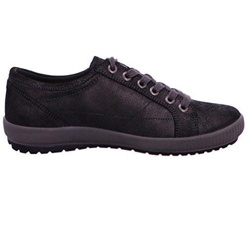 Superfit 1-00818-98 - Zapatos de cordones de piel para mujer gris gris