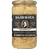 Bubbies Sauerkraut, 25 Ounce
