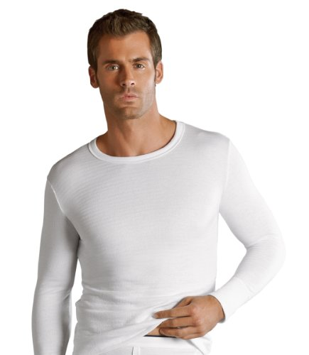 Jockey Langarmshirt Thermal 1500 Weiß