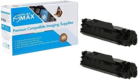 2//PK-4000 Page 0263B001BAX/_2PK SuppliesMAX Compatible Replacement for Canon MF-4010//4130//4150//4370//4380//6570 Jumbo Toner Cartridge FX-10
