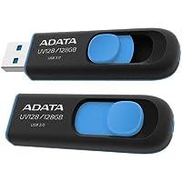 A-Data Technology UV128 128GB Black+Blue Retail AUV128-128G-RBE