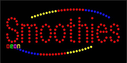 Sign Led Smoothies - 12