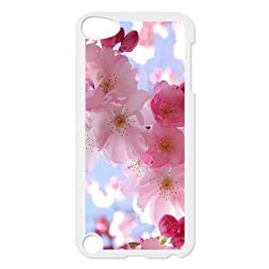 Fashion Protection Vintage Flower Retro Cherry Blossom Design Hard Cover Case for Iphone 5/5S