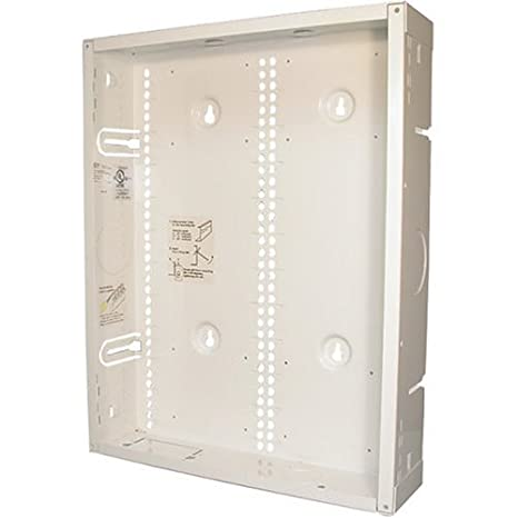 amazon com: openhouse h318 18 inch structured wiring enclosure: home audio  & theater