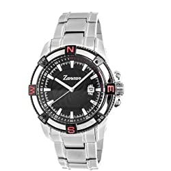 Zancan HWT004 Black Dial Stainless Steel Men's Watch
