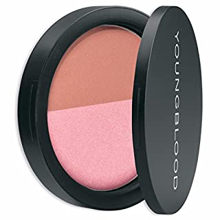 Youngblood Clean Luxury Cosmetics Mineral Radiance Bronzer | Bronzer Powder Blush Palette Highlighter Shimmer Glow Mineral Tanning Natural Illuminating Radiance | Cruelty Free, Vegan