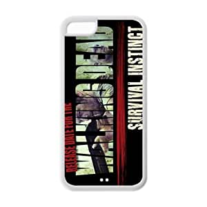 Personalize The Walking Dead Special TPU Back Protective Case for iPhone 5C