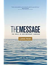 The Message Outreach Edition, Large Print (Softcover): The Bible in Contemporary Language