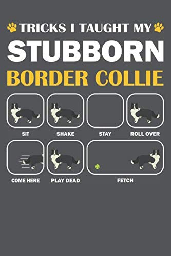 (Border Collie Journal: A Border Collie Notebook Gift For Dog Lover's   6
