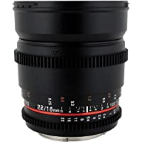16mm T2.2 Cine Lens for Sony E