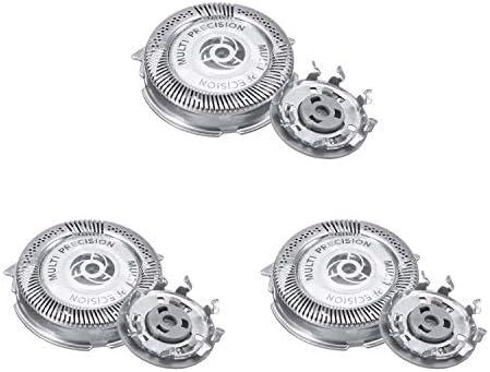 Cabezales de repuesto SH50/52 para afeitadoras Philips serie 5000 ...