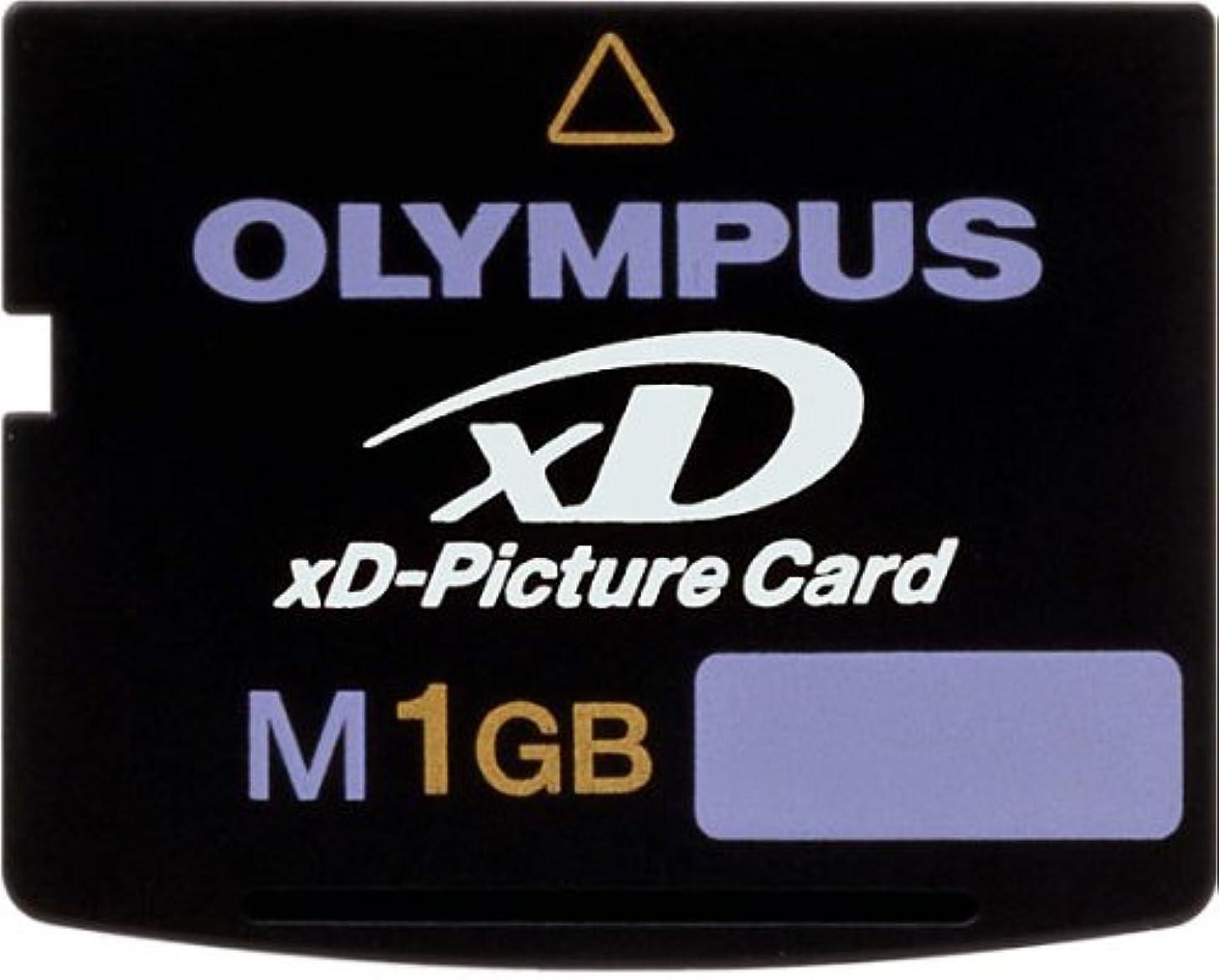 終わらせる説明的リンケージオリンパス XD Picture Card 1GB