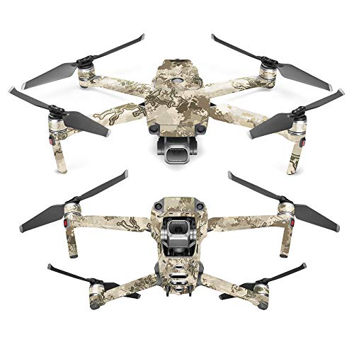 MightySkins Skin for DJI Mavic 2 Pro or Zoom - Viper Western | Protective, Durable, and Unique Vinyl Decal wrap Cover | Easy to Apply, Remove, and Change Styles | Made in The USA