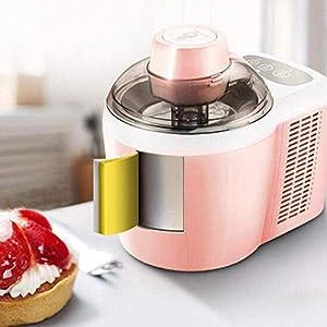 QIYUE Ice Cream Maker, Ice Maker MachineIce Maker macchina, in casa di qualità professionale Ice Cream - Ideale for… 1 spesavip