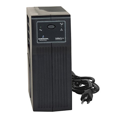 Vertiv Liebert PSP 350VA 210W Uninterruptible Power Supply (PSP350MT3-120U) by Liebert (Image #1)