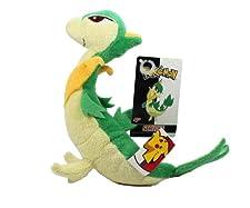 Pokemon Mini Plush 7 Inch Servine