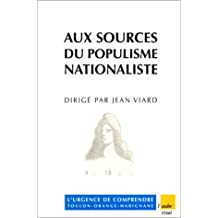 Aux sources du populisme nationaliste