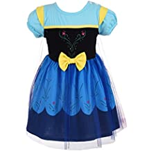 Dressy Daisy Princess Snow White Dress Anna Dress Alice Dress for Baby & Toddler Girls