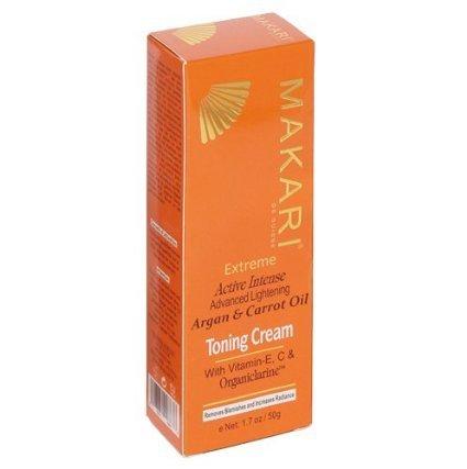 makari Extreme avanzadas aufhellenden zanahoria & arganöl straffende Crema – W/de vitamina E,