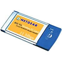 Netgear MA401 802.11b Wireless PC Card